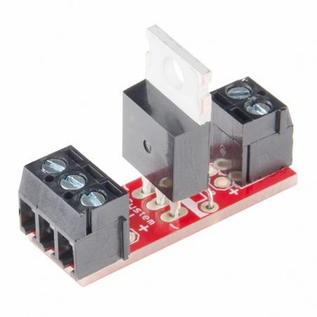 SparkFun MOSFET Power Control Kit :  COM-12959