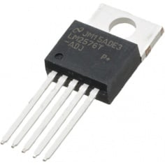 LM2576, 3A Adjustable Voltage Regulator