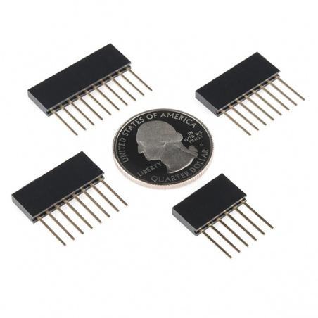 Arduino Stackable Header Kit - R3  PRT-11417
