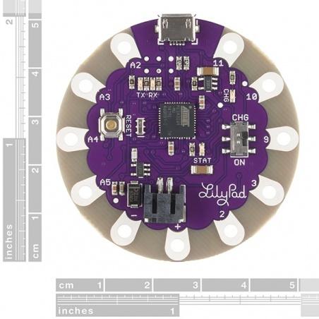 LilyPad Arduino USB - ATmega32U4 Board  DEV-12049