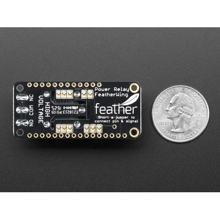 Adafruit Power Relay FeatherWing