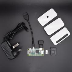 Edwin Robotics Raspberry Pi Zero W Starter Kit