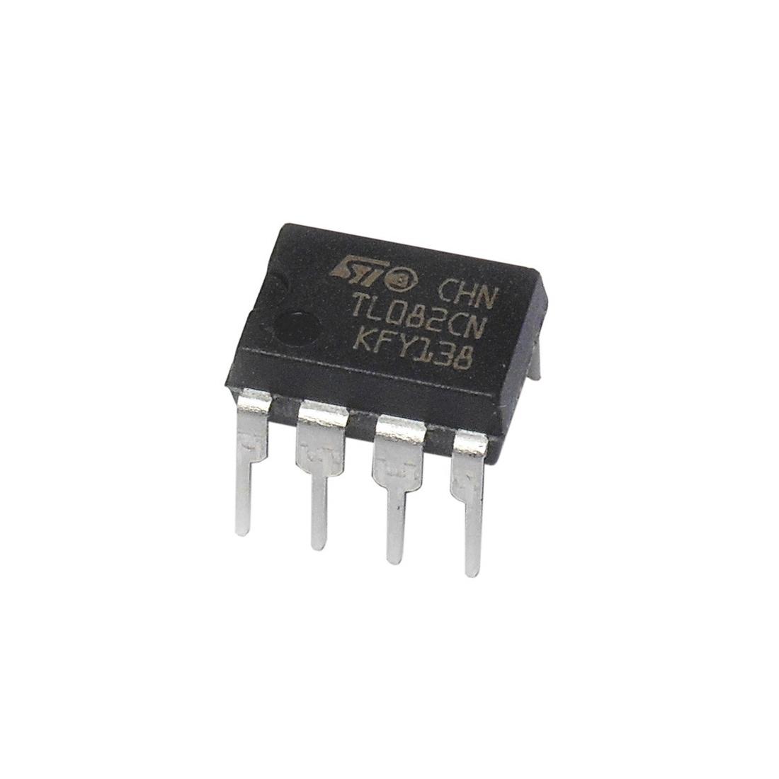 tl082 op amp ic