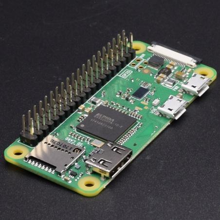 Edwin Robotics Raspberry Pi Zero WH Starter Kit