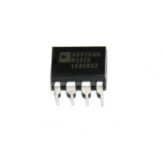 AD620 Low Power Instrumentation Amplifier
