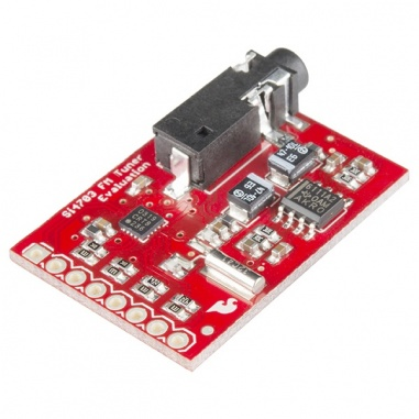 SparkFun FM Tuner Evaluation Board - Si4703  WRL-12938
