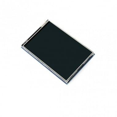 """3.5"""" IPS LCD Touchscreen HAT for Raspberry Pi"""