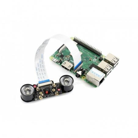 Night Vision Camera for Raspberry Pi