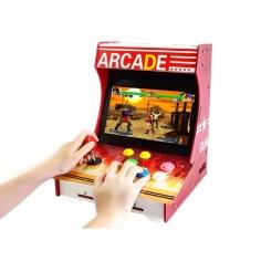 Arcade-101-1P, Arcade Machine Based on Raspberry Pi