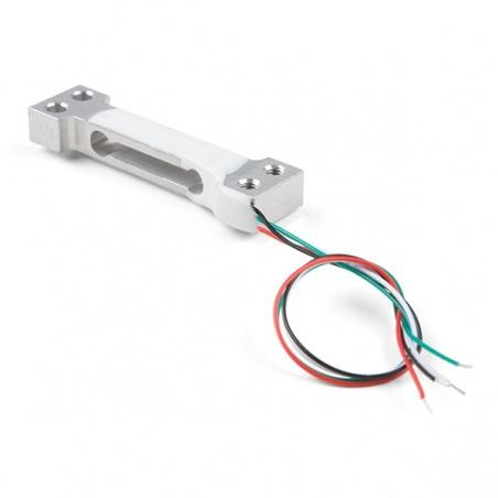 Mini Load Cell - 500g, Straight Bar (TAL221)  SEN-14728