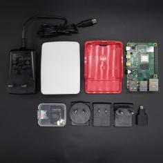 Edwin Robotics Raspberry Pi 4 - 1 GB Starter Kit