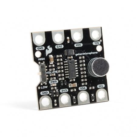 SparkFun gator:microphone - micro:bit Accessory Board SEN-15289