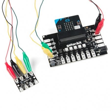 SparkFun gatorenvironment - microbit Accessory Board  SEN-15269