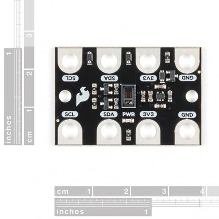 SparkFun gatorparticle - microbit Accessory Board  SEN-15271