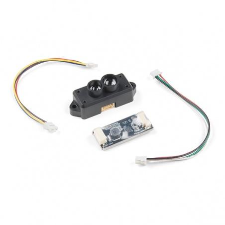 TFMini - Micro LiDAR Module (Qwiic)  SEN-14786
