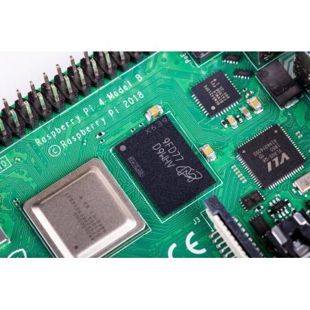 Raspberry Pi 4 - 4 GB RAM