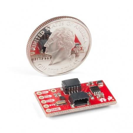 SparkFun Pulse Oximeter and Heart Rate Sensor - MAX30101 & MAX32664 (Qwiic)  SEN-15219