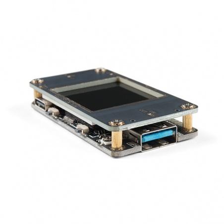 USB Power Meter (Color TFT LCD)  TOL-15571
