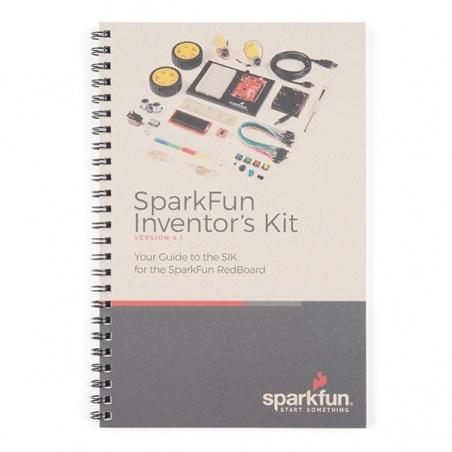 SparkFun Inventor's Kit - v4.1  KIT-15267