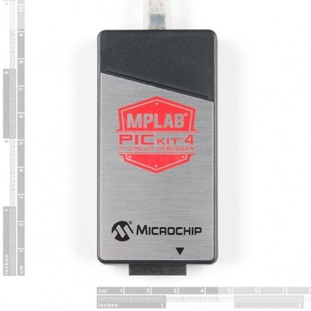 MPLAB PICkit 4 In-Circuit Debugger PGM-15797