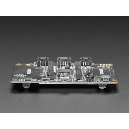 Adafruit EdgeBadge - TensorFlow Lite for Microcontrollers