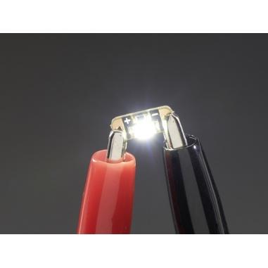 Adafruit LED Sequins - Warm White - Pack of 5