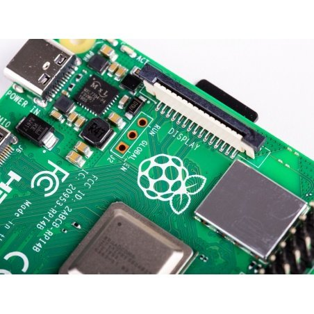 Raspberry Pi 4 Model B - 8 GB RAM