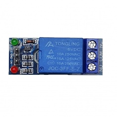1-Channel 5V Relay Module - Off-brand