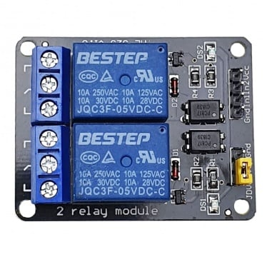 2-Channel 5V Relay Module - Off-brand