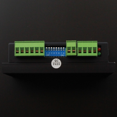 Stepper motor driver DM542A 4.2A 18-50VDC