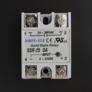 SSR Solid State Relay - 25A (3-32V DC...
