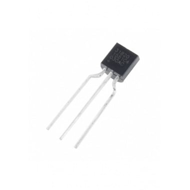 One-Wire Ambient Temperature Sensor -...