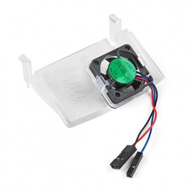 Raspberry Pi 4 Case Fan PRT-17368