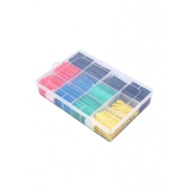 Pre-Cut Multi-Colored Heat Shrink...