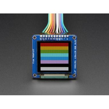 OLED Breakout Board - 16-bit Color...