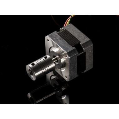 Aluminum Flex Shaft Coupler - 5mm to 8mm