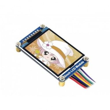 240×320, General 2inch IPS LCD...