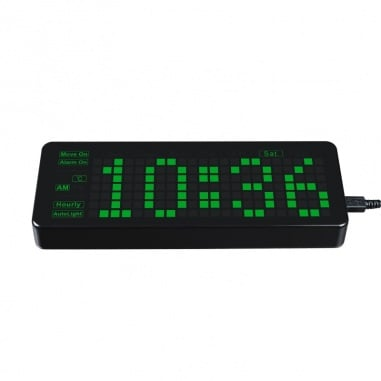 Electronic Clock for Raspberry Pi...