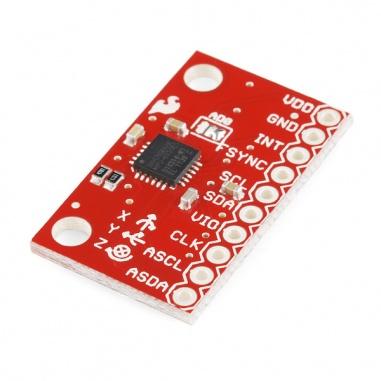 SparkFun Triple Axis Accelerometer...