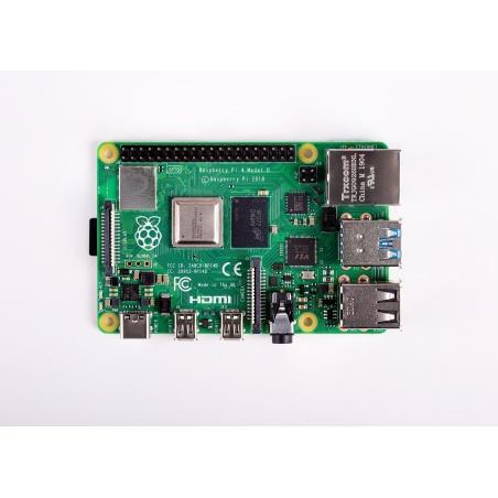 Edwin Robotics Raspberry Pi 4 - 4 GB Starter Kit