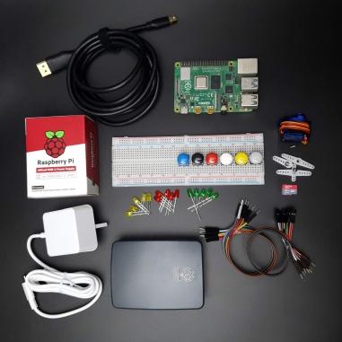 De La Salle - Grade 9/10 Robotics Kit