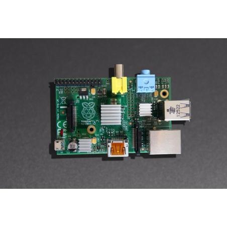 Heatsink for Raspberry Pi 3/2/B+