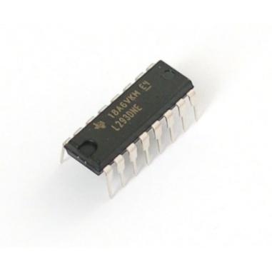 Dual H-Bridge Motor Driver IC - L293D