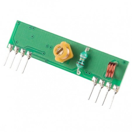 RF Link Receiver - 4800bps (315MHz)