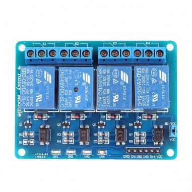 4-Channel 5V Relay Module