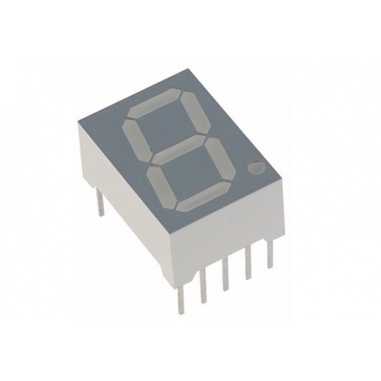 7 Segment Display common Anode