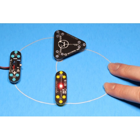 Circuit Scribe - NPN Transistor