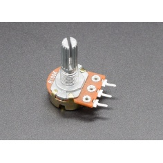 Breadboard compatible 10kΩ Potentiometer