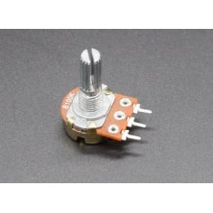 Breadboard compatible 100kΩ Potentiometer