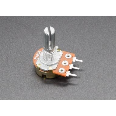 Breadboard compatible 10kΩ Potentiometer